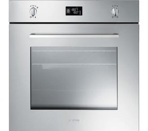 Stainless Steel Smeg Cucina SFP496XE Electric Oven Review