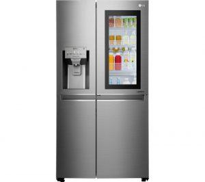Steel LG GSX961NSVZ American-Style Smart Fridge Freezer Review