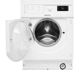 White Hotpoint BI WMHG 71484 UK Integrated Washing Machine Review