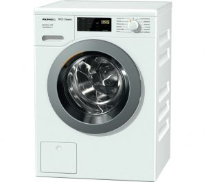 White Miele SpeedCare WDD320 Washing Machine Review