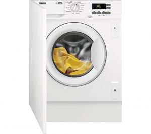 Zanussi Z714W43BI Integrated Washing Machine Review
