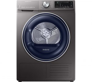 Graphite Samsung DV90N62632X Heat Pump Tumble Dryer Review