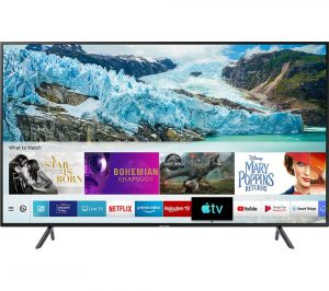 Samsung UE43RU7100KXXU 43 inch Smart 4K Ultra HD HDR LED TV Review