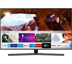 Samsung UE43RU7400UXXU 43 inch Smart 4K Ultra HD HDR LED TV with Bixby Review