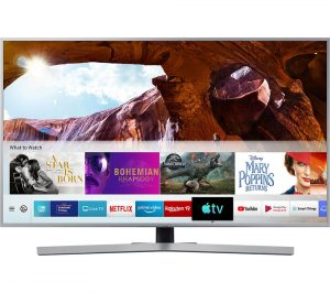 Samsung UE43RU7470UXXU 43 inch Smart 4K Ultra HD HDR LED TV with Bixby Review