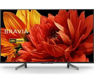 Sony BRAVIA KD-43XG8396BU 43 inch Smart 4K Ultra HD HDR LED TV with Google Assistant Review