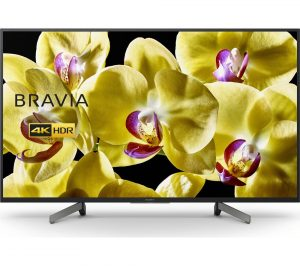 Sony BRAVIA KD43XG8096BU 43 inch Smart 4K Ultra HD HDR LED TV with Google Assistant Review