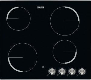 Black Zanussi ZV694NK Electric Ceramic Hob Review
