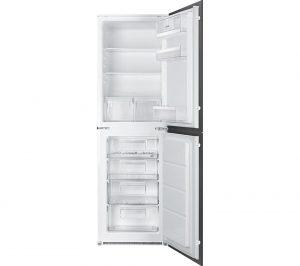 Smeg UKC3170P1 Integrated Fridge Freezer Review