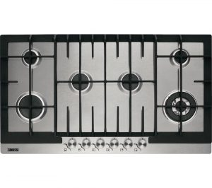 Stainless Steel Zanussi ZGG96624XS Gas Hob Review