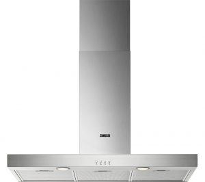 Stainless Steel Zanussi ZHB92670XA Chimney Cooker Hood Review
